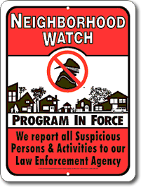 Neighborhood Watch